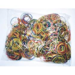 C-1809 Резинки для денег, 1кг разноцветные