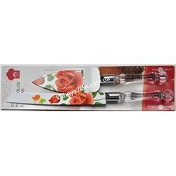 C-1025 Набор для торта: нож + лопатка