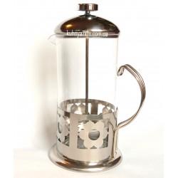 C-3315 Чайник заварочный Френч-пресс, 1л