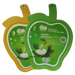 C-3360 6601 Доска разделочная Яблоко, пластик
