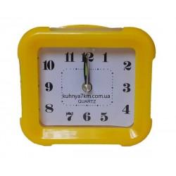 C-2241 Часы-будильник Quartz, бат.