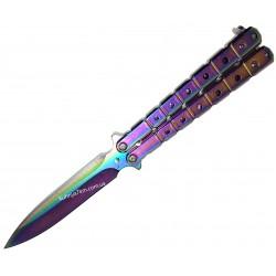 SF-2-266 Нож раскладной бабочка