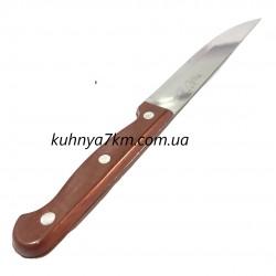 """SF-1-108-(400) Нож кухонный коричневый 4"""""""