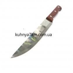 """SF-1-110(393) Нож кухонный коричневый 6"""""""
