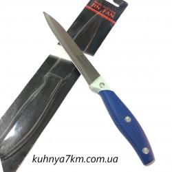 "SF-1-181(876) Нож Трамонтина 5"" резиновая ручка"