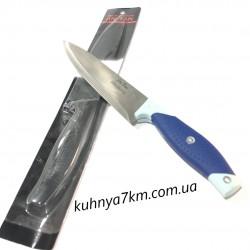 "SF-1-183 Нож Трамонтина 8"" резиновая ручка"