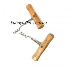 C-312 Штопор деревянная ручка