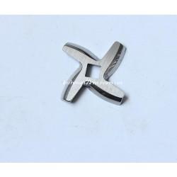 0024 Нож для эл. мясорубки Мулинекс 4х гранный